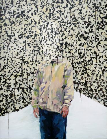 portrait disparu, frederic cresson artiste, contemporary art, art contemporain,