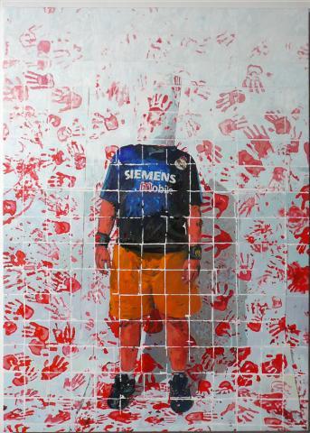Siemens contemporary art contemporain frederic cresson